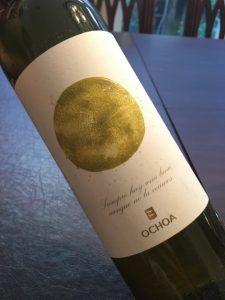 Ocho Wine from Navarra